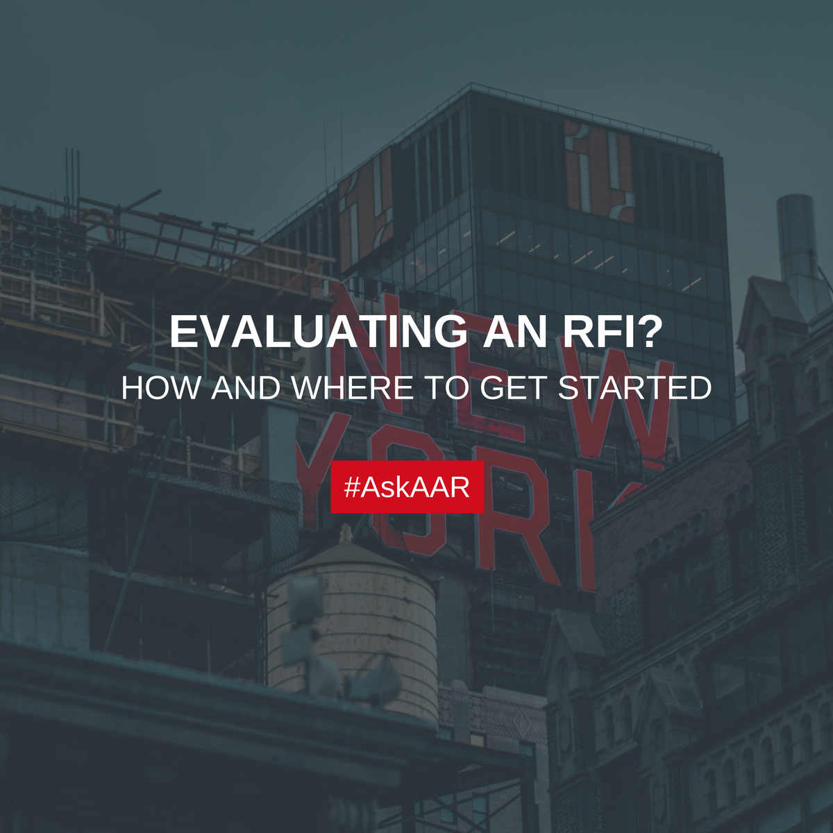 evaluate-RFI